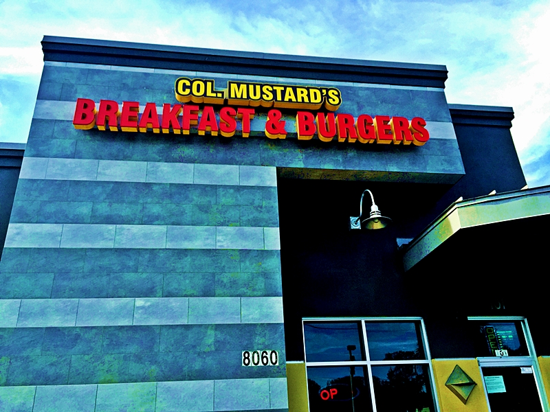 col mustards